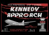 Kennedy Approach Atari 8-bit Loading screen