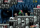 Shadow Dancer: The Secret of Shinobi Genesis The caverns
