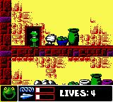 Jim Henson's Muppets Game Boy Color The Maya level