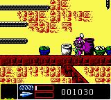 Jim Henson's Muppets Game Boy Color Hit too much! I'm dead!