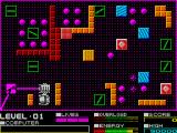 Deflektor ZX Spectrum First regular level