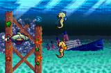 Pinky and The Brain: The Master Plan Game Boy Advance In the submarine - this is a shooting level