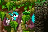 Pinky and the Brain: The Master Plan Game Boy Advance Forest level