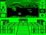 Biosphere TRS-80 CoCo And finally, the mode that makes everything look very green