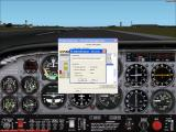 FS Maintenance Windows Now the details of each flight in this plane can be logged but before logging can begin the plane must be stationery with the engine turned off