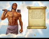 Heroes of Hellas 3: Athens Windows Hephaestus tells you about building a palace and the bonus levels.
