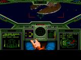 Wing Commander 1+2 Windows WC1 - Enemy in sight, time warm up the cannons.