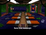Wing Commander 1+2 Windows WC1 - The more you save your game, the more people will be filling the bunks in the barracks.