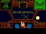 Wing Commander 1+2 Windows WC1 - The enemy will try to provoke you whenever they get their chance.
