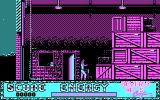 Beverly Hills Cop DOS Level 1 (CGA).