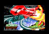 Leviathan Amstrad CPC Loading screen