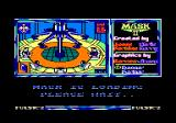 MASK Two Two Amstrad CPC Loading screen and credits