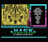 MASK Two Two MSX Loading screen