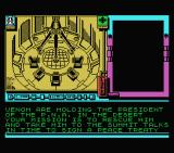 MASK Two Two MSX Mission briefing