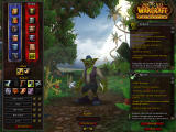 World of Warcraft: Cataclysm Windows Creating a goblin character.