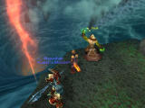 World of Warcraft: Cataclysm Windows A rift that threatens to destroy the world.