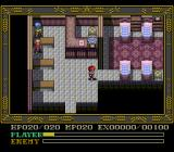 Ys IV: Mask of the Sun SNES In a house