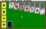 Hoyle: Official Book of Games - Volume 1 Atari ST Klondike Solitaire