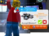 LEGO Universe Windows A first mission - do you accept?