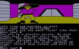 The Worm in Paradise Amstrad CPC A one-armed bandit