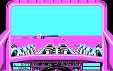 Stunt Track Racer DOS Three, two, one..... Go! (CGA).