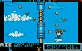 Chiki Chiki Boys Atari ST This stage scrolls vertically.