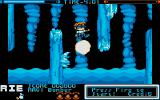 Chiki Chiki Boys Atari ST You even get burned in ice caverns...