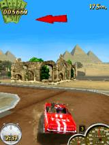 Super Taxi Driver: The Original J2ME The desert town