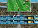 Football Limited Amiga During the match