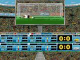 Football Limited Amiga During the match - goalkeeper parade