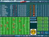 Football Limited Amiga Players positioning