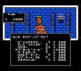 Digital Devil Story: Megami Tensei II NES Buying things