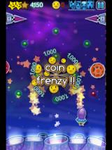 Coin Drop Android Coin frenzy after hitting all buckets