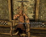 The Elder Scrolls V: Skyrim Windows Dialogue choices during crucial quest events