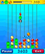 Sapphire Spires Symbian Game in progress