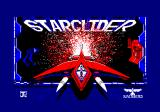 Starglider Amstrad CPC Title screen