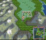 Tales of Phantasia SNES World map - 3D