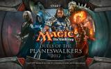 Magic: The Gathering - Duels of the Planeswalkers 2012 Windows Title Screen