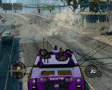 Saints Row: The Third Windows Ahh, nothing can compare with the joy of electrocuting people with shots from a purple tank