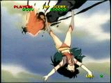 Time Gal & Ninja Hayate PlayStation Time Gal - guess, it's a death-death situation