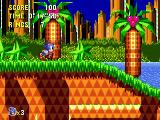Sonic CD SEGA CD Sonic in the Present