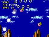Sonic CD SEGA CD Sonic Warps to the Future