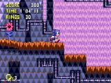 Sonic CD SEGA CD Sonic in the Future