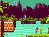 Sonic CD SEGA CD Sonic in the Past