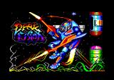 Dark Fusion Amstrad CPC Loading screen