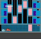 Elevator Action NES Escaping in the getaway car