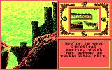 Iron Lord DOS In our castle (CGA).