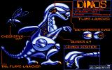 Metal Mutant Amiga Intro: Dinos