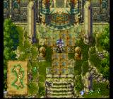 Star Ocean SNES Nice area with an overview map