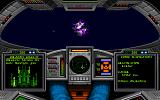 Wing Commander DOS Raptor Cockpit